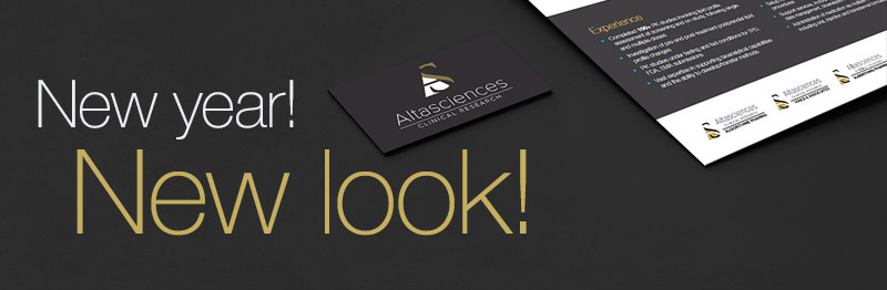 New year new look - alta logo