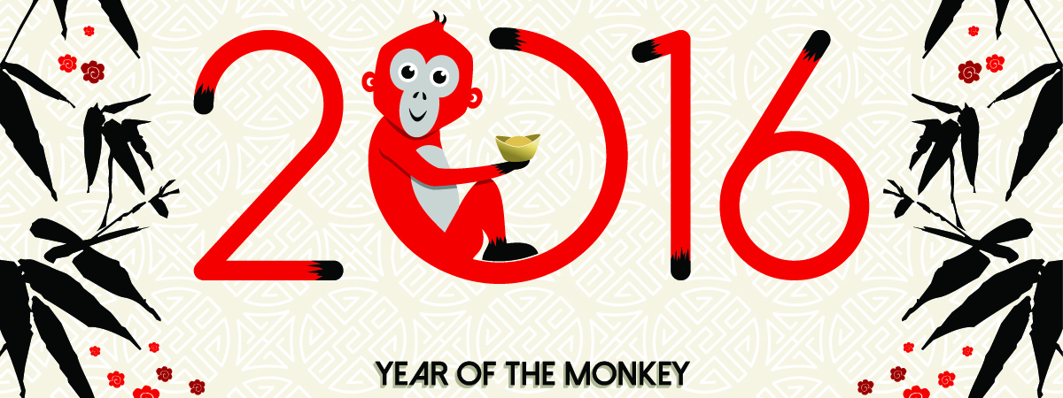 Year of Monkey wide
